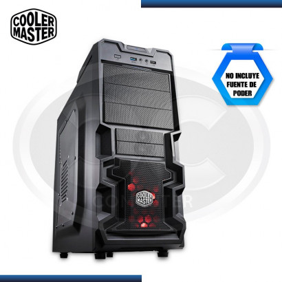 CASE COOLER MASTER K380 USB 3.0 SIN FUENTE
