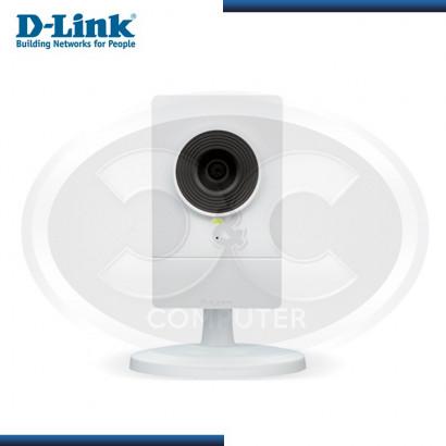 CAMARA DE VIGILANCIA WIRELESS N D-LINK CUBO DCS-2130 HD 1280x720, MICRO SD (G. LA MARCA-080000968)