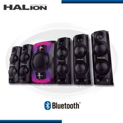 PARLANTES HALION SONATA HA860BT BLUETOOH, FM, 130 W RMS