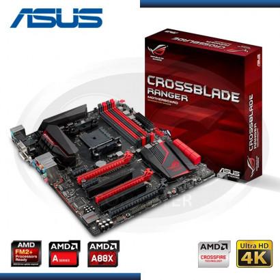 MB ASUS CROSSBLADE  RANGER C/ VIDEO SONIDO RED DDR3 SOCKET FM2+