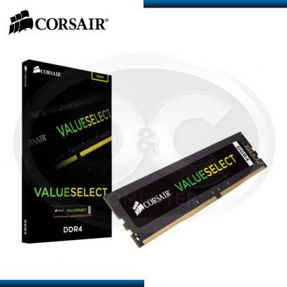 MEMORIA CORSAIR VALUE SELECT 16GB  (1X 16GB)  DDR4  2133 MHZ,  (N/P:CMV16GX4M1A2133C15)