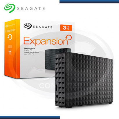 DISCO DURO 3.5 USB 3.0 3TB SEAGATE EXPANSION