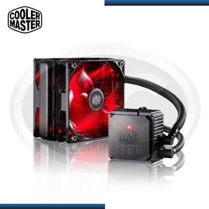 SISTEMA DE ENFRIAMIENTO LIQUIDO COOLER MASTER SEIDON 120V V3 PLUS RED (PN:RL-S12V-22PR-R1)