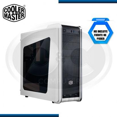 CASE  COOLER MASTER CM 590 III WHITE S/FUENTE (PN:RC-593-WWN2)