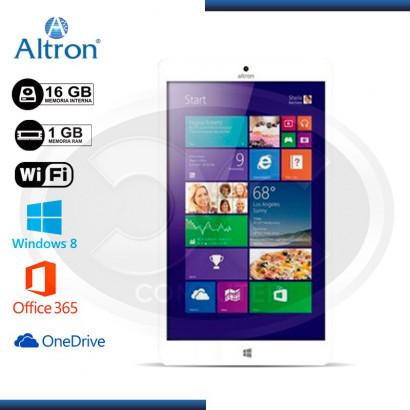 TABLET ALTRON SO-835 Q. C 1.33GHz, 8, 16GB, 1280x800, W8