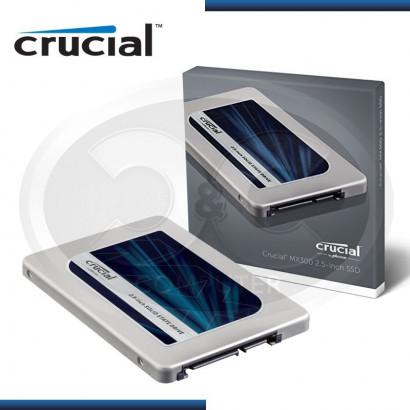 DISCO DURO SOLIDO CRUCIAL 525 GB MX300 2.5 (PN:CT525MX300SSD1)