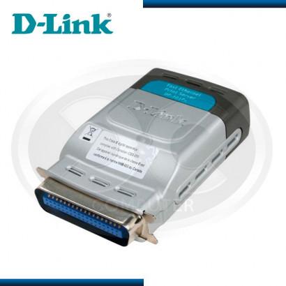 PRINT SERVER D-LINK DP-301P+ 1 PUERTO PARALELO (G. LA MARCA -080000968)