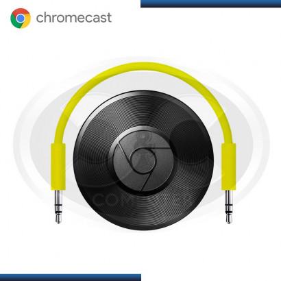 GOOGLE CHROMECAST AUDIO  WIFI BLACK (PN:GA3A00147-A14-Z01)