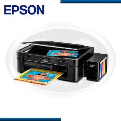 IMPRESORA MULTIFUNCIONAL EPSON L380 IMPRE/COPIA/ESCA/ C/SISTEMA CONTINUO
