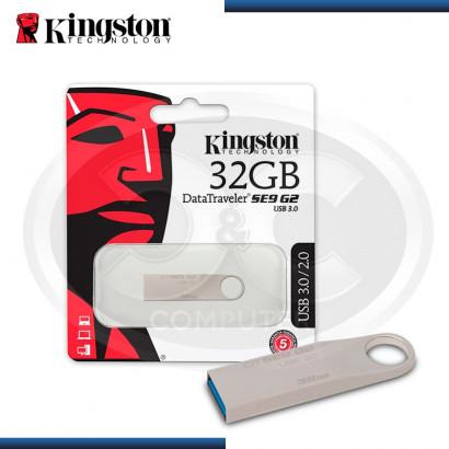 USB 32GB KINGSTON DTSE9  G2 METAL USB 3.0  (PN:DTSE9G2/32GB)