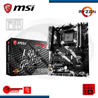 MB MSI X370 KRAIT GAMING  AM4 S/L DDR4 HDMI, DVI-D USB 3.1