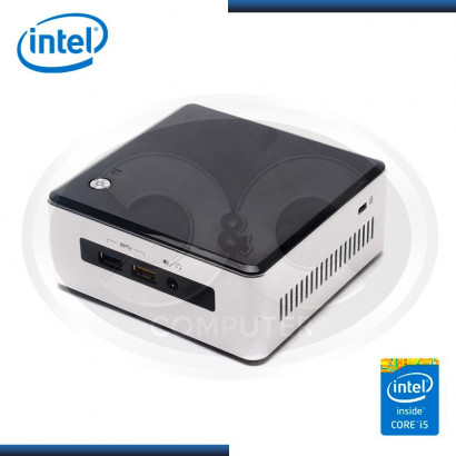 MINI PC INTEL NUC 5I5RYH Ci5- 5250U 1.6GHz, DDR3, BLUETOOTH, FREEDOS
