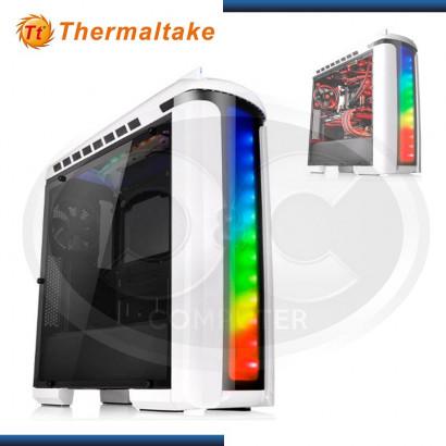 CASE THERMALTAKE VERSA C22 RGB BLACK/WHITE S/ FUENTE (PN:CA-1G9-00M6WN-00)