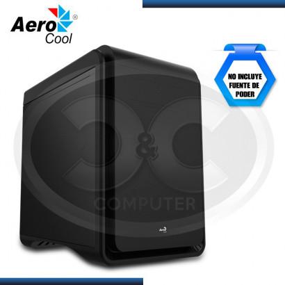 CASE AEROCOOL DS CUBE BLACK S/FUENTE