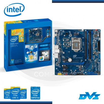 MB INTEL DB85FL C/V-S-R LGA1150 M-ATX BOX