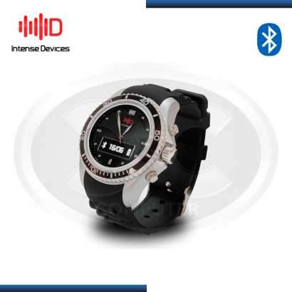 RELOJ SMART WATCH INTENSE DEVICES BLACK/GRIS (PN:ID-M02)