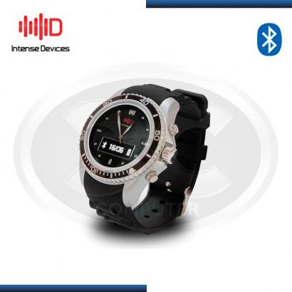 RELOJ SMART WATCH INTENSE DEVICES BLACK/GRIS (PN:ID-M02)