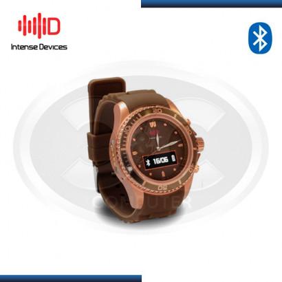 RELOJ SMART WATCH INTENSE DEVICES BLACK/BRONCE (PN:ID-M02)
