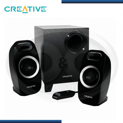PARLANTES CREATIVE INSPIRE T3300 2.1