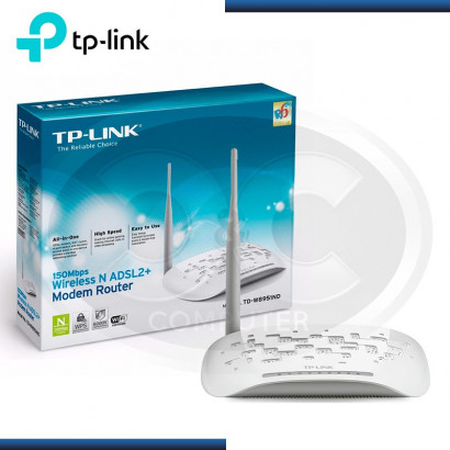 ROUTER ADSL+2 WI-FI TP-LINK TD-W8951ND 150MBPS