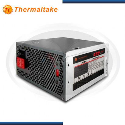 FUENTE THERMALTAKE 450W  ATX 12V 2.2 (PN:TT-450NL2NK)