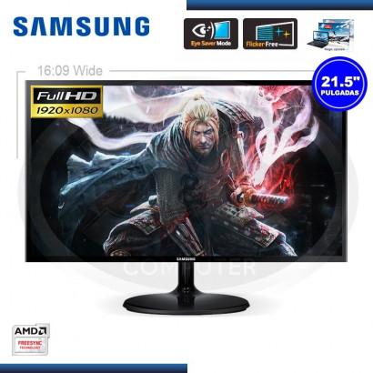 "MONITOR LED 21.5"" SAMSUNG LS22F355FHLXPE 1920 x 1080, VGA, HDMI (G. SAMSUNG 080077708)"