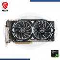 VIDEO PCI-E MSI GEFORCE GTX 1080 TI 11GB GDDR5X, TWIN FROZR  352BIT (GTX 1080 TI ARMOR 11G OC)