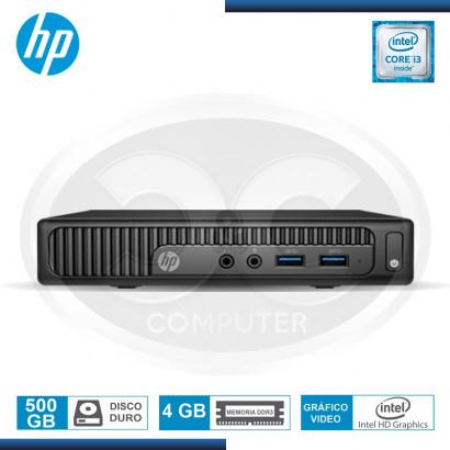 MINI PC HP 260 G2 DM INTEL CORE I3-6100 (W5W76LT)