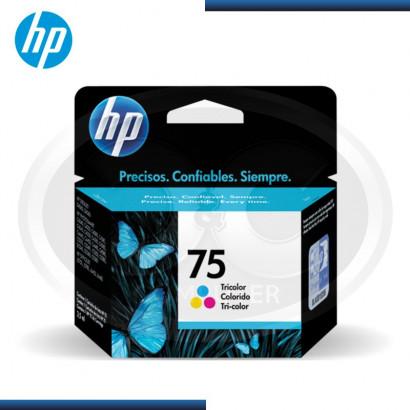 TINTA HP Nª 75 (CB337WL)  COLOR / 170 PAG