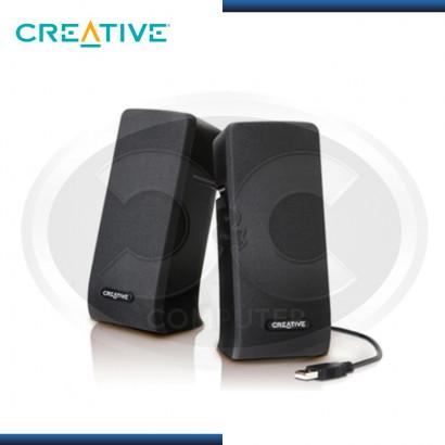 PARLANTES CREATIVE A40 2.0 BLACK USB (PN 51MF1640AA002)