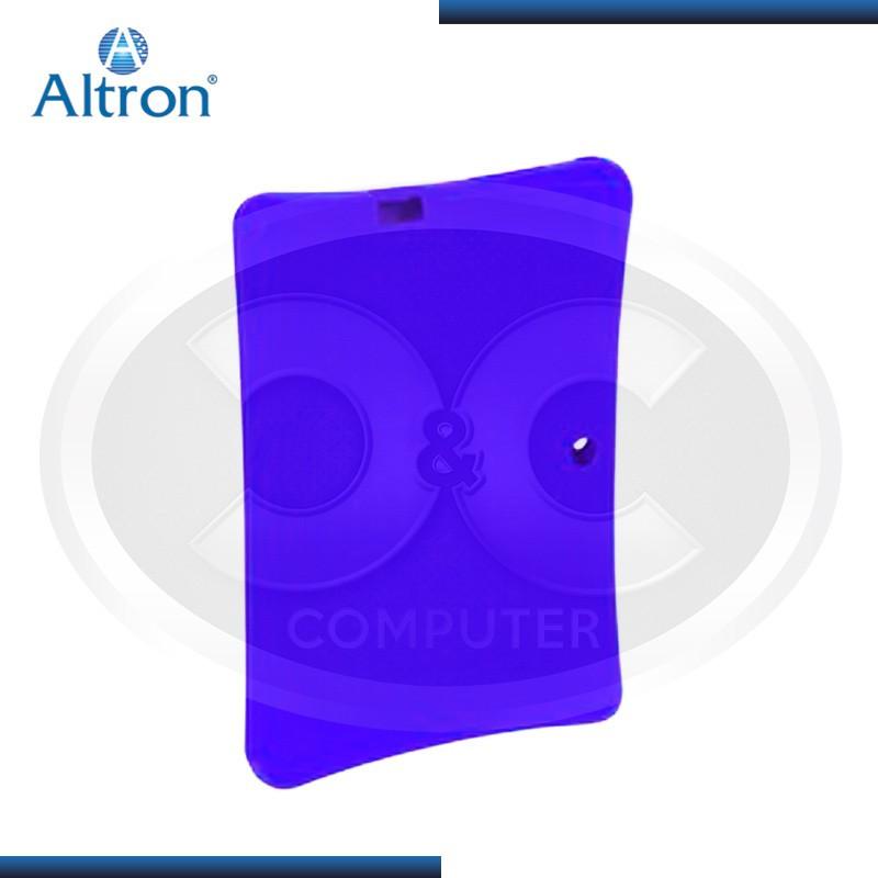 """FUNDA DE SILICONA PARA TABLET 7"""" ALTRON HYS-01- AZUL"""