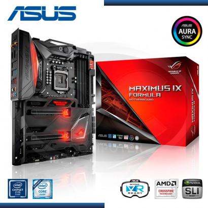 MB ASUS Z270 MAXIMUS IX  FORMULA C/ SONIDO-RED-HDMI USB 2.0.(4) ,USB 3.0 (4) DDR4 LGA 1151 (PN:90MB0RX0-M0AAY0)