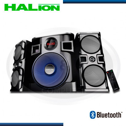 PARLANTE HALION HULK HA-752BT USB/SD/FM/BT/C-REMOTO/150 RMS