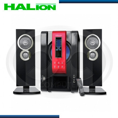 PARLANTE HALION MIRAGE HA-7006B SD/USB/FM
