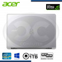 NOTEBOOK ACER ASPIRE V14 V3-472G-50E2  I5 4210U/ 8GB / 1TB / DVD RW SILVER W8.1 (G.LA MARCA)