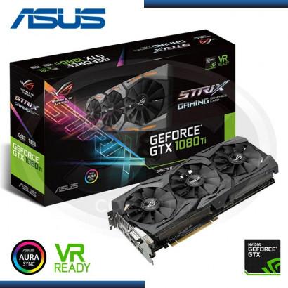 ASUS GEFORCE ROG STRIX GTX1080TI 11G GAMING (PN:90YV0AM1-M0NA00)