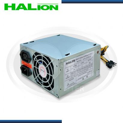 FUENTE DE PODER ATX 600W P8 HALION C/SATA