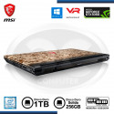 NOTEBOOK MSI GE62VR- 7RF I7 16GB 1TB 256V3 G