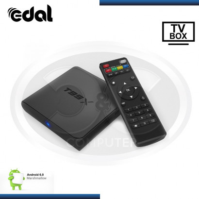 SINTONIZADOR TV EDAL T95X QC HDMI MEDIA PLAYER