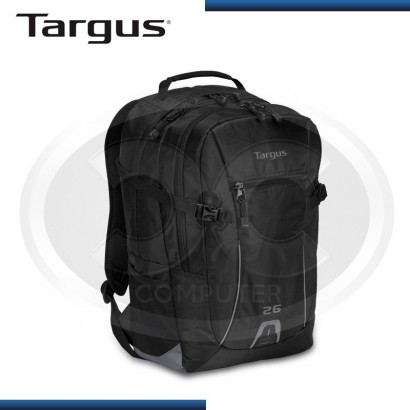 "MOCHILA TARGUS SPORT BACKPACK 26L 14- 15.6"" BLACK (PN: TSB712US)"