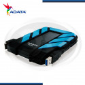 DISCO DURO EXTERNO 1TB, ADATA HD710 PRO AZUL / NEGRO USB 3.1 (PN:AHD710P-1TU31-CBL)