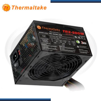 FUENTE THERMALTAKE TR-500W, FAN 12CM