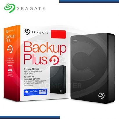 "DISCO DURO EXTERNO 4TB SEAGATE BACKUP PLUS 2.5"", USB 3.0,  (PN:STDR4000100)"
