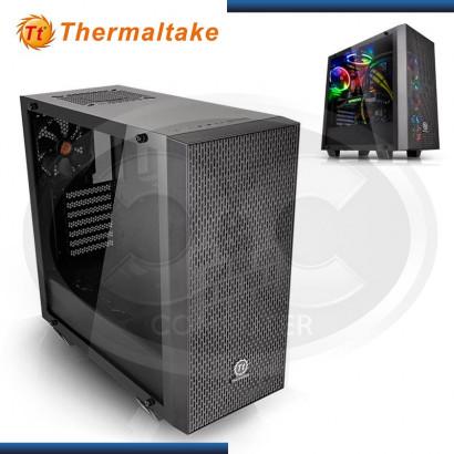 CASE THERMALTAKE CORE G21 TG  BLACK S/ FUENTE (PN: CA-1I4-00M1WN-00 )