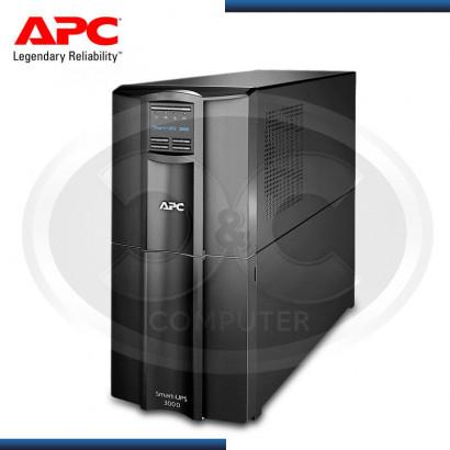UPS SMART APC SMT3000I, INTERACTIVO, 3000VA, 2700W, 230V.