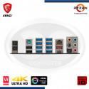 MB MSI X399 SLI PLUS C/SONIDO- RED SOCKET AMD RYZEN TR4, DDR4 (PN:911-7B09-009)