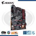 MB GIGABYTE Z370 AORUS GAMING 3  SONIDO-RED DDR4, 3*PCI-E, DP, HDMI, USB 3.1, LGA 1151