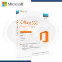 MICROSOFT OFFICE 365 HOGAR SUSCRIPCION 5 USUARIOS 1 AÑO, ESPAÑOL 32/64 BITS (PN:SKU-6GQ-00790)