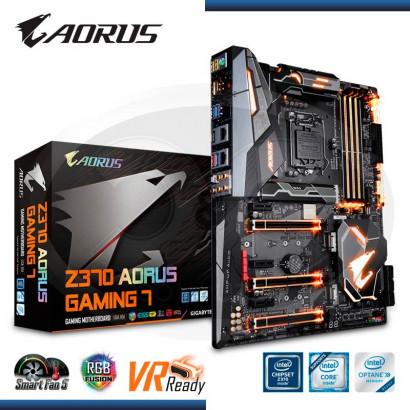 MB AORUS Z370 GAMING 7 LGA1151V2 ATX