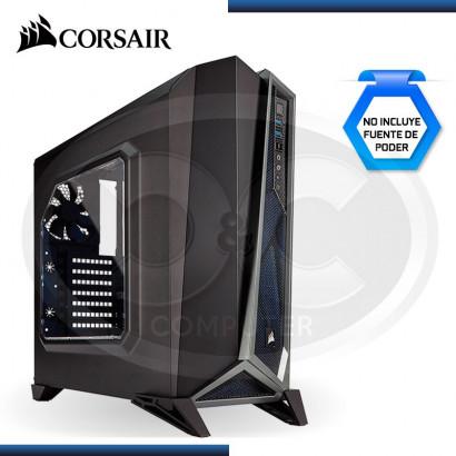 CASE CORSAIR SPEC ALPHA SIN FUENTE BLACK/GRIS (PN:CC9011084-WW)